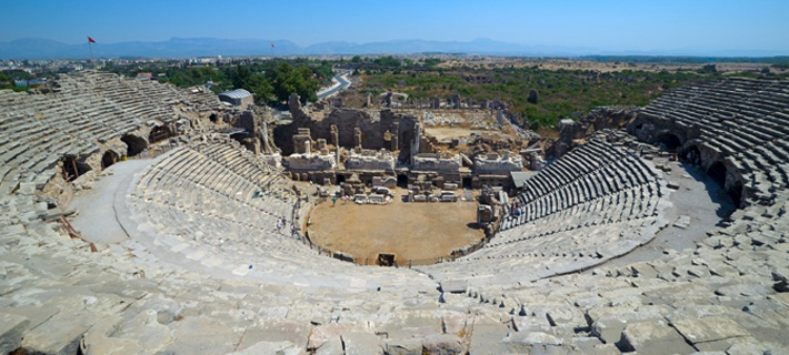 Antic theatre Antalya