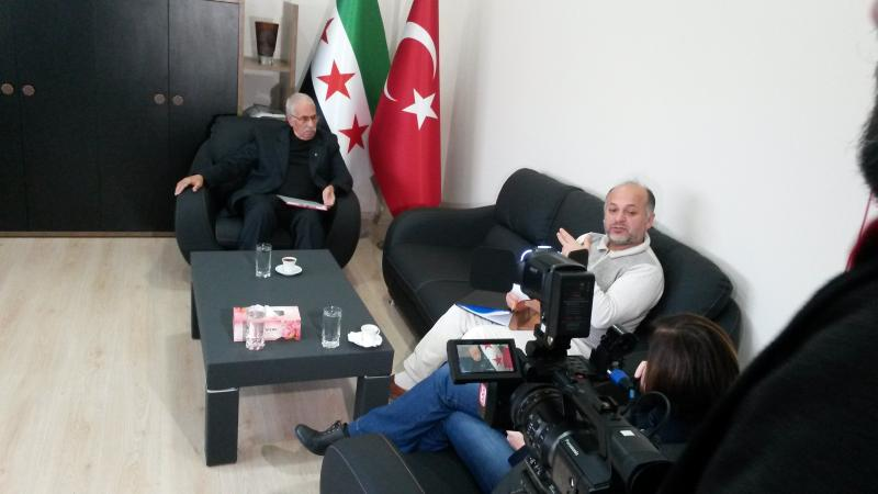 Interview with Mr. Necip, the Sankari humanitarian foundation manager