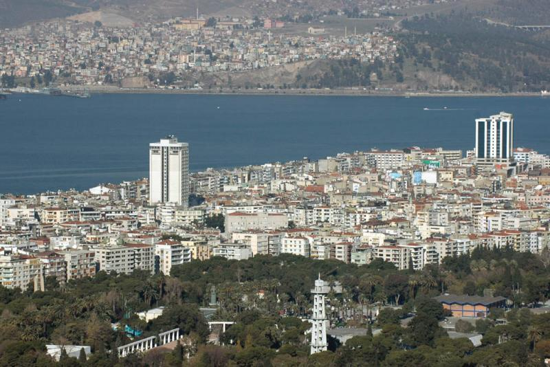 General view of Izmir